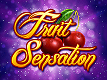 Автоматы Fruit Sensation в казино